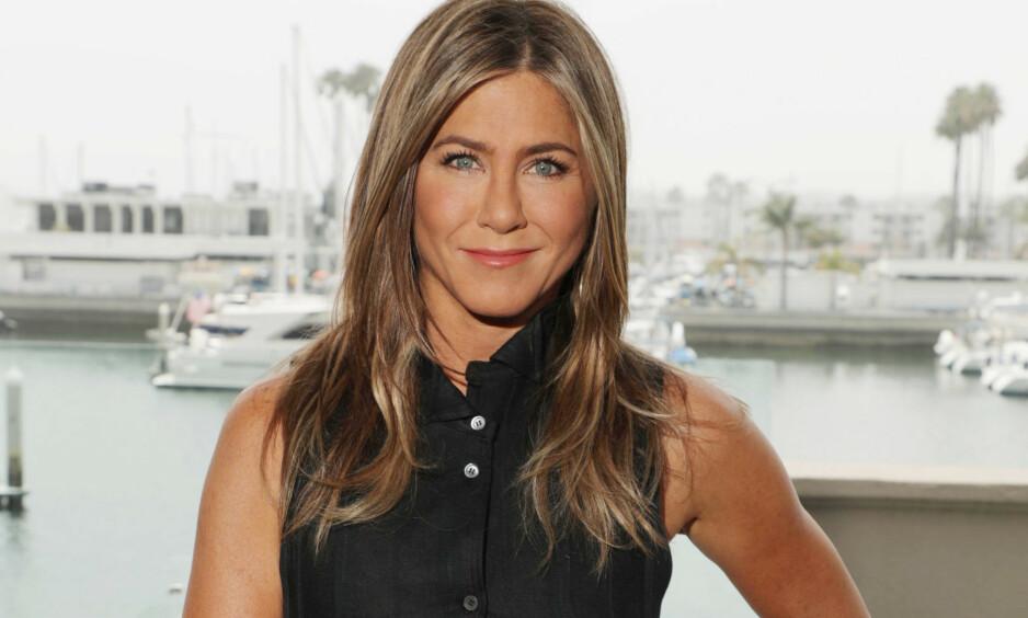 UNGDOMMELIG: Mange misunner nok Jennifer Aniston for sin flotte fremtoning. Nå avslører hun hemmeligheten bak sitt vakre ytre. Foto: NTB Scanpix
