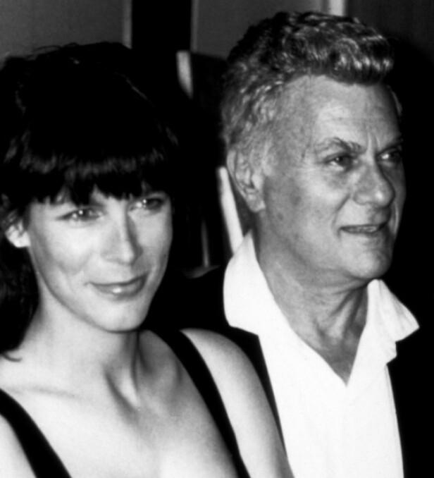 KJENTE: Både far og datter Curtis har gjort stor suksess i Hollywood. Foto: NTB Scanpix