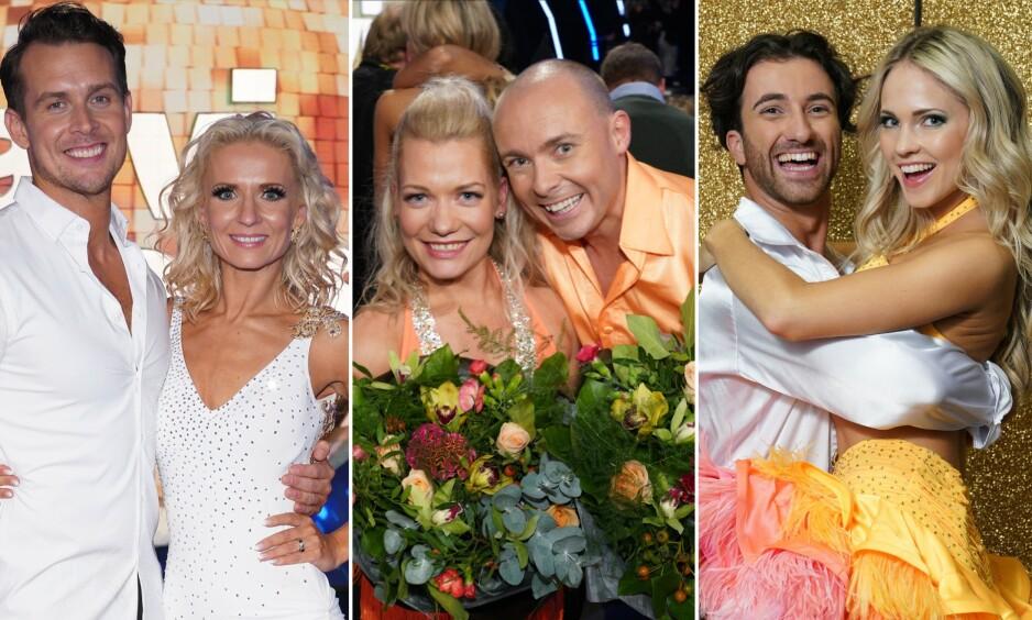 PROFFDANSERE: Utenom «Skal vi Danse»-sesongen har flere av proffdanserne helt andre jobber. Foto: TV 2