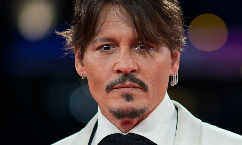 BRUDDRYKTER: Det angivelige forholdet mellom Hollywood-stjernen Johnny Depp og den russiske danseren Polina Glen skal være over. Foto: NTB Scanpix
