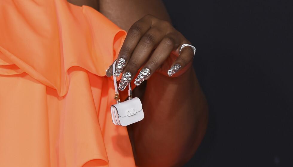 <strong>MIKROSKOPISK:</strong> Den lille Valentino-vesken har fått stor oppmerksomhet. Foto: NTB Scanpix