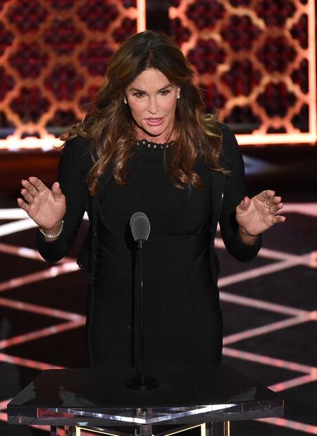 IKKE ENIG: Caitlyn Jenner er ikke enig i sin 93 år gamle mors kritikk av Kris Jenner og resten av familien. Foto: NTB Scanpix