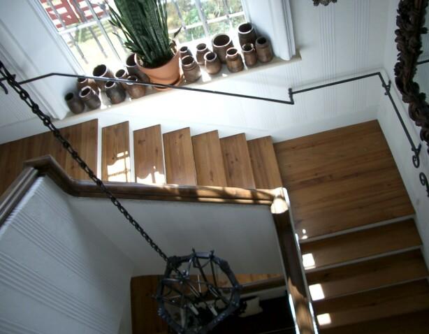 RANCH: En av trappeoppgangene på Epsteins ranch. Foto: www.thisischriswhite.com