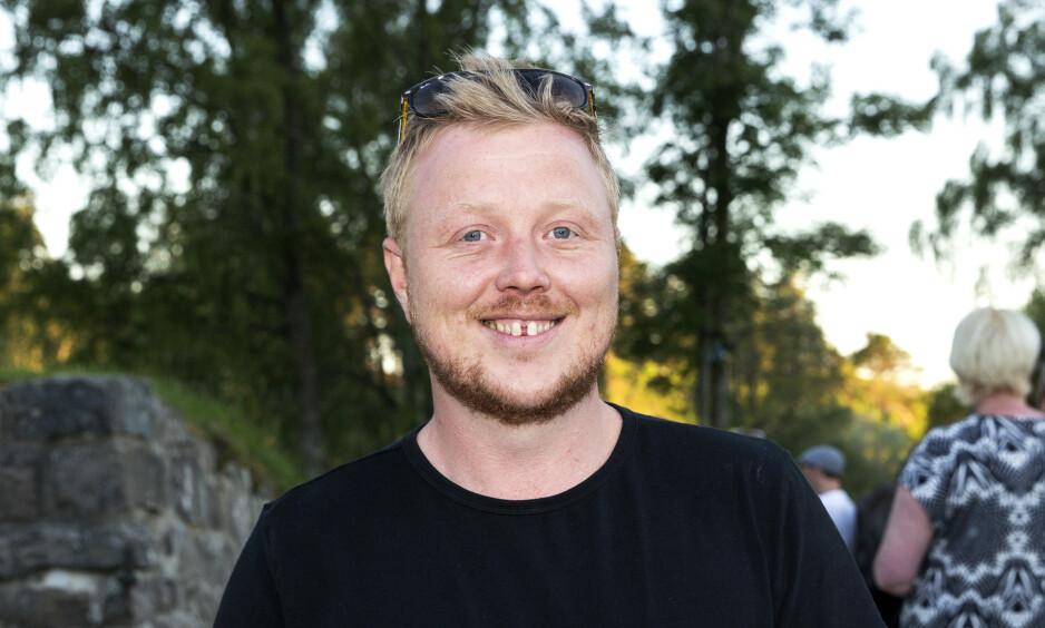 UNG BESTEFAR: I en alder av 41 år har Kurt Nilsen rukket å få barnebarn. Foto: Andreas Fadum / Se og Hør
