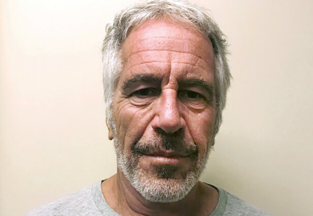<strong>OVERGREPSANKLAGET:</strong> Jeffrey Epstein. Foto: New York State Sex Offender Registry via AP / NTB scanpix