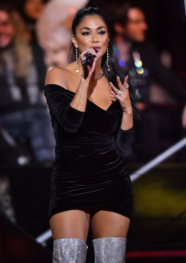 FRONTFIGUR: Nicole Scherzinger var The Pussycat Dolls' mest kjente ansikt utad. Foto: NTB Scanpix