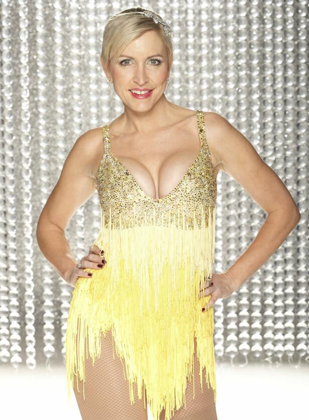 <strong>DANSELØVE:</strong> Hun har vært å se i diverse tv-program etter 1990-tallet. I 2010 var hun blant annet med i «Dancing on ice» i Storbritannia. Foto: ITV / NTB scanpix
