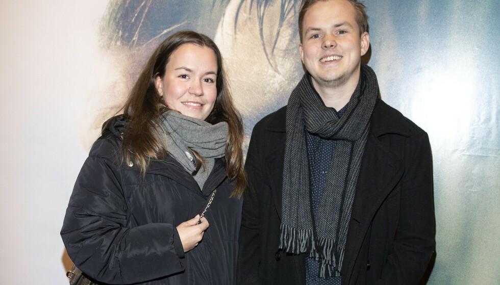 <strong>BEKREFTER FORHOLD:</strong> Ina Svenningdal har funnet kjærligheten med Ole Dennis Heggeli. Foto: Andreas Fadum/ Se og Hør