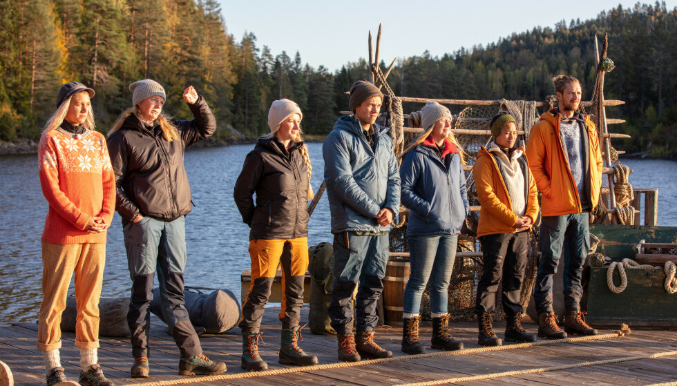 FINALEUKE: I den første dagen av finaleuken skal deltakernes kunnskap om gård testes. Foto: Alex Iversen / TV 2