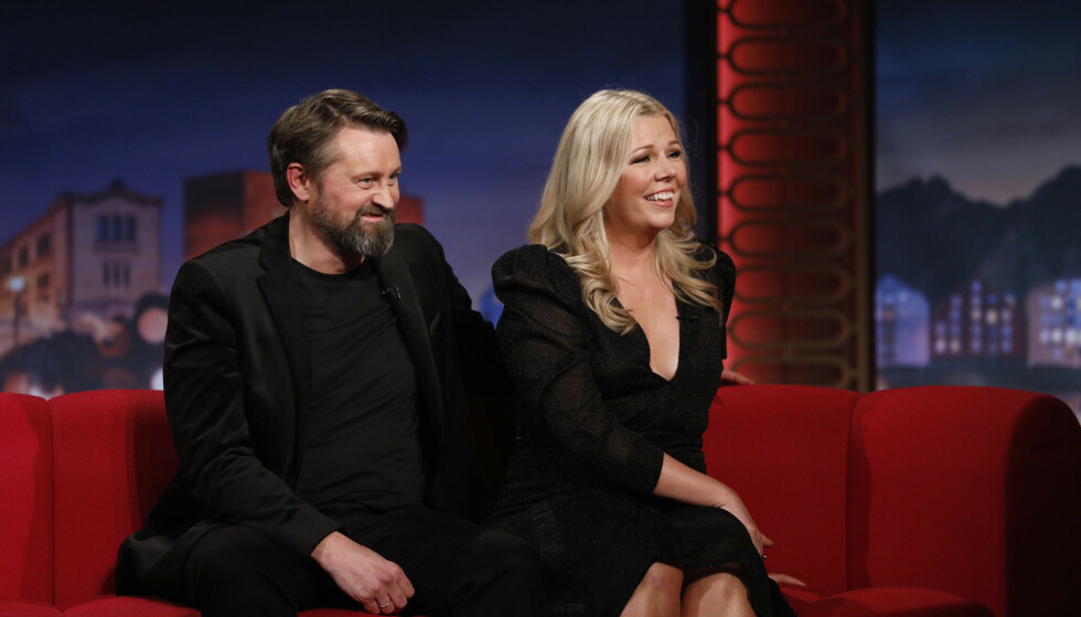 COMEBACK: Thomas Numme blir igjen å se på tv-skjermen, denne gang med kona. Foto: TV 2