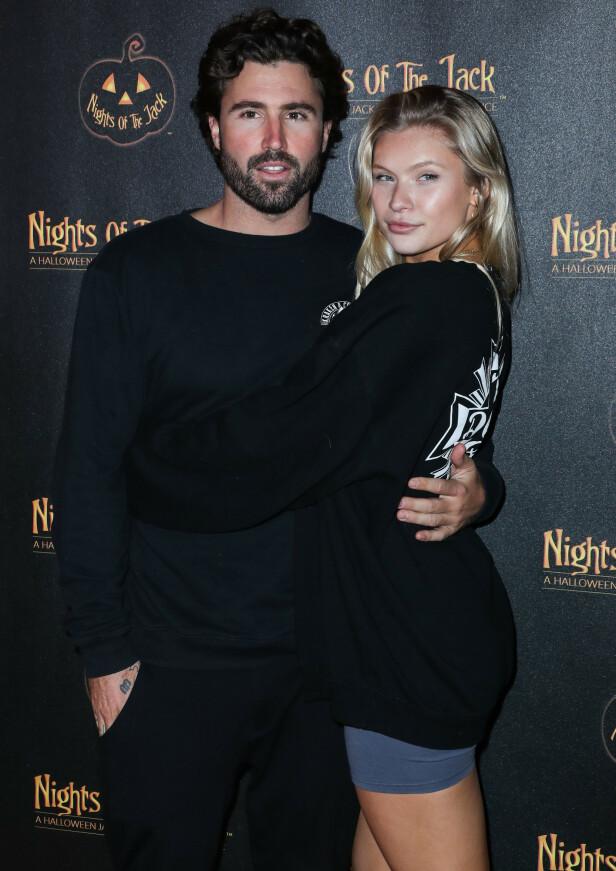 BRUDD: Brody Jenner datet modellen Josie Canseco etter bruddet med Kaitlynn Jenner. Foto: NTB Scanpix