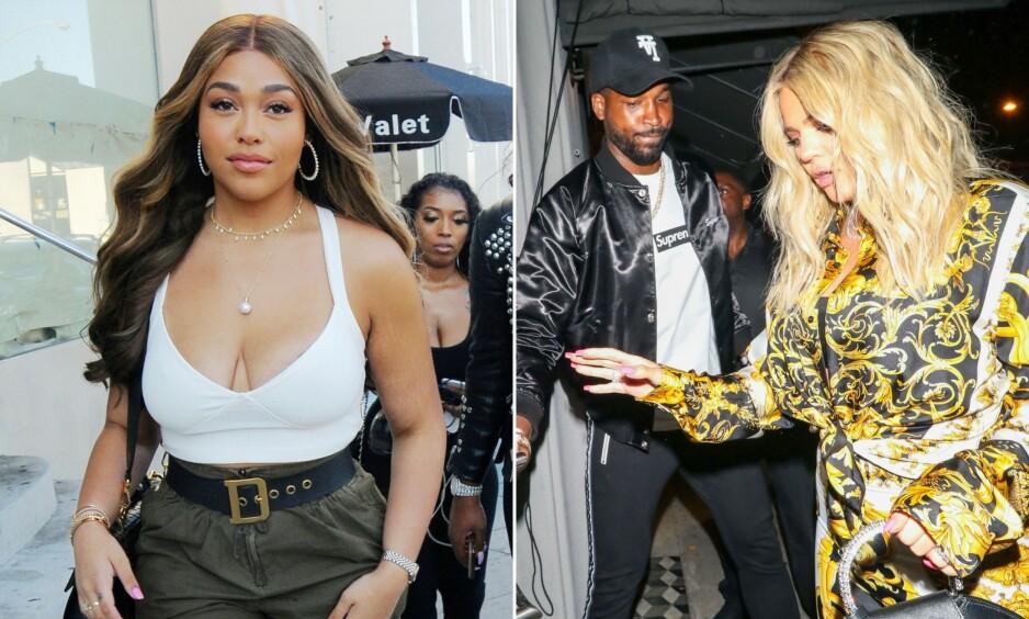 VAR UTRO: Trekantdramaet mellom Jordyn Woods, Tristan Thompson og Khloé Kardashian kan nå se ut til å være et tilbakelagt kapittel. Foto: NTB Scanpix
