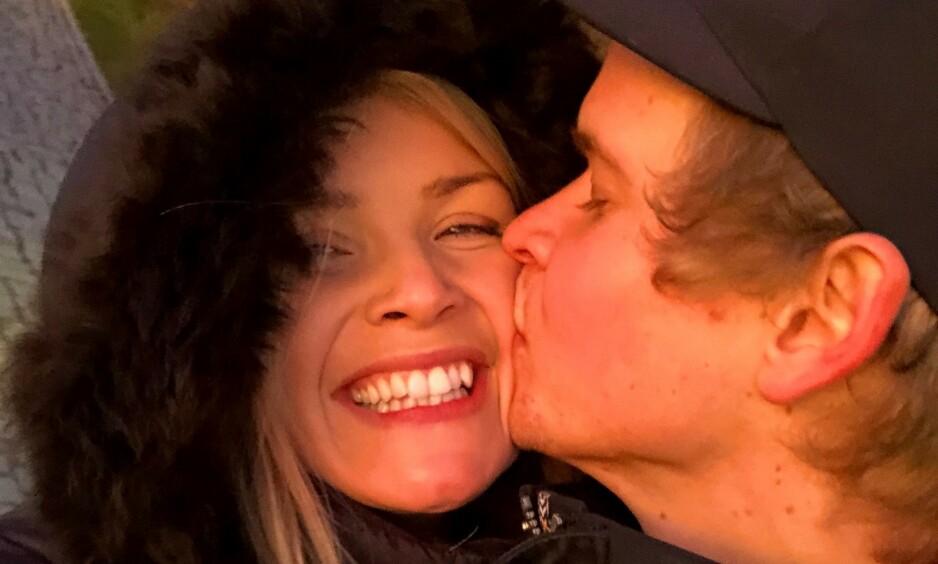 DATER: Gjermund Lien Dahl har funnet lykken på ny etter mandagens «Jakten på kjærligheten»-finale. Foto: Privat