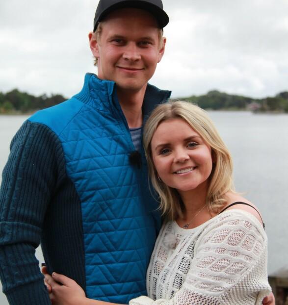 BRUDD: I siste episode kunne Gjermund og Inger fortelle at de var blitt et par. Nå har de gått hver til sitt og funnet lykken med andre. Foto: TV 2