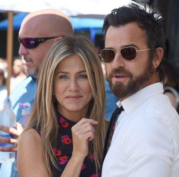 GIKK HVER TIL SITT: Jennifer giftet seg med Justin i 2015. I begynnelsen av 2018 slapp de bomba om at de hadde gått hver til sitt. Her sammen for to år siden. Foto: NTB Scanpix