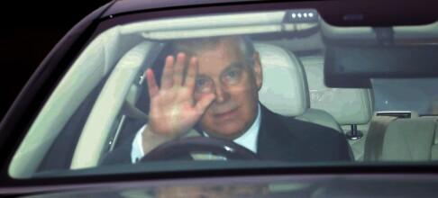 På dronningens julefest etter skandalen