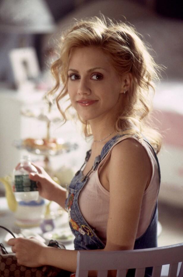 FILMSTJERNE: Skuespilleren i en scene fra «Uptown Girls» i 2003. Foto: NTB Scanpix