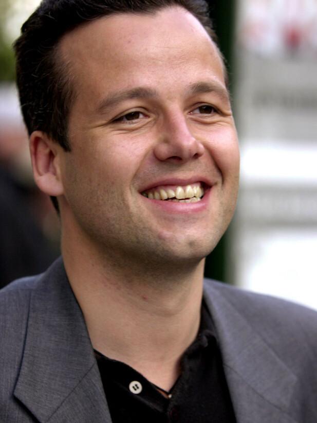 TALENT: Ari Behn ble raskt et kjent navn. Her er han fotografert i 2001. Foto: NTB scanpix