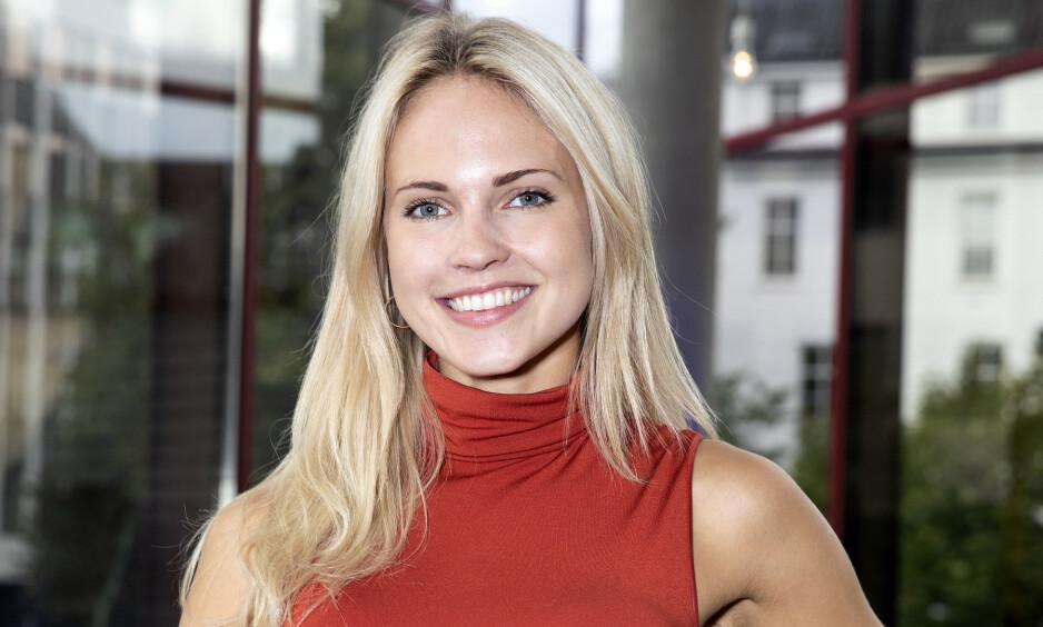 PÅ KJENDISTUNG LISTE: Emilie Nereng havnet på en gjev åttende plass på TC Candlers liste over verdens vakreste ansikter. Foto: Andreas Fadum/Se og Hør