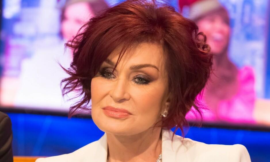 ANKLAGES FOR Å VÆRE HJERTELØS: Sharon Osbournes deltakelse i et britisk tv-program har utløst