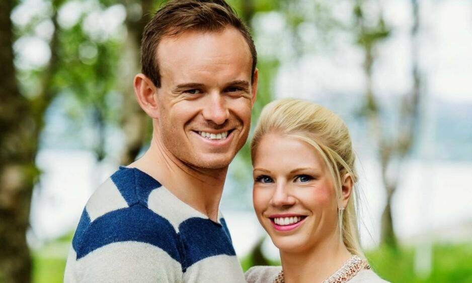 <strong>BLIR FIREBARNSFORELDRE:</strong> Proffsyklisten Alexander Kristoff avslører i et innlegg på Instagram at han og kona Maren Kristoff venter tvillinger. Foto: Anders Martinsen