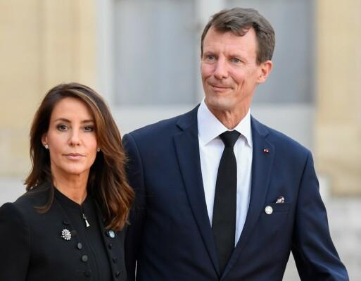<strong>FLYTTET:</strong> Prins Joachim flyttet til Paris sammen med prinsesse Marie og barna for å utdanne seg. Foto: NTB Scanpix