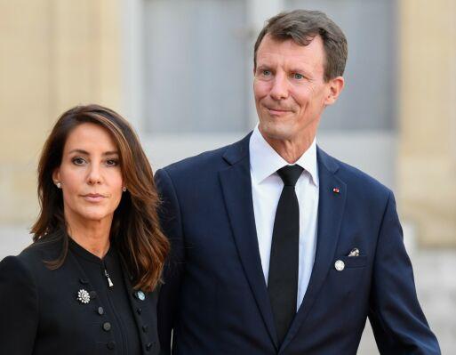 FLYTTET: Prins Joachim flyttet til Paris sammen med prinsesse Marie og barna for å utdanne seg. Foto: NTB Scanpix