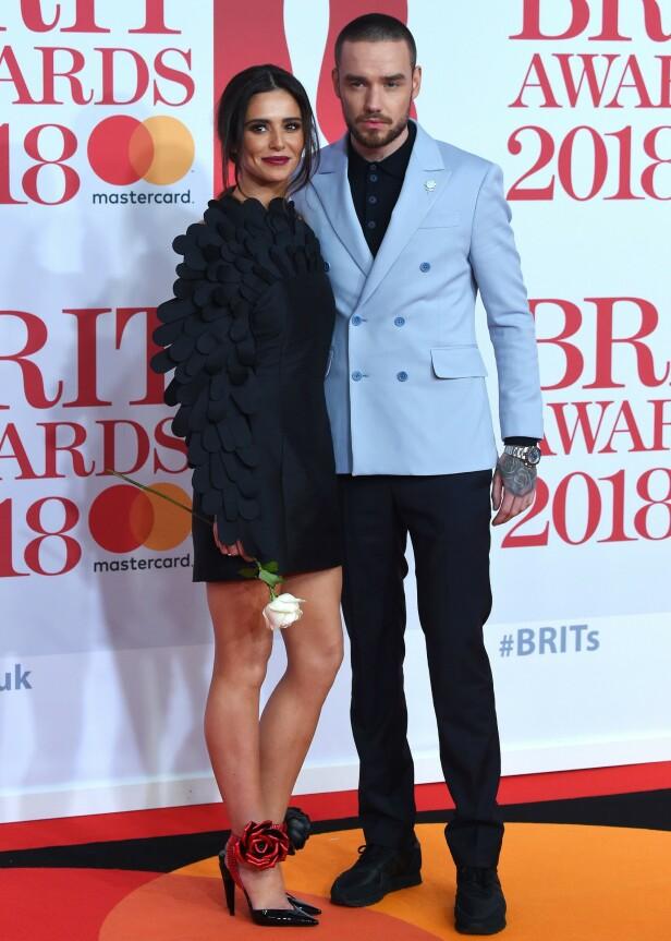 DATET: Cheryl Cole datet Liam Payne fram til sommeren 2018. Sammen deler de en sønn. Foto: NTB Scanpix