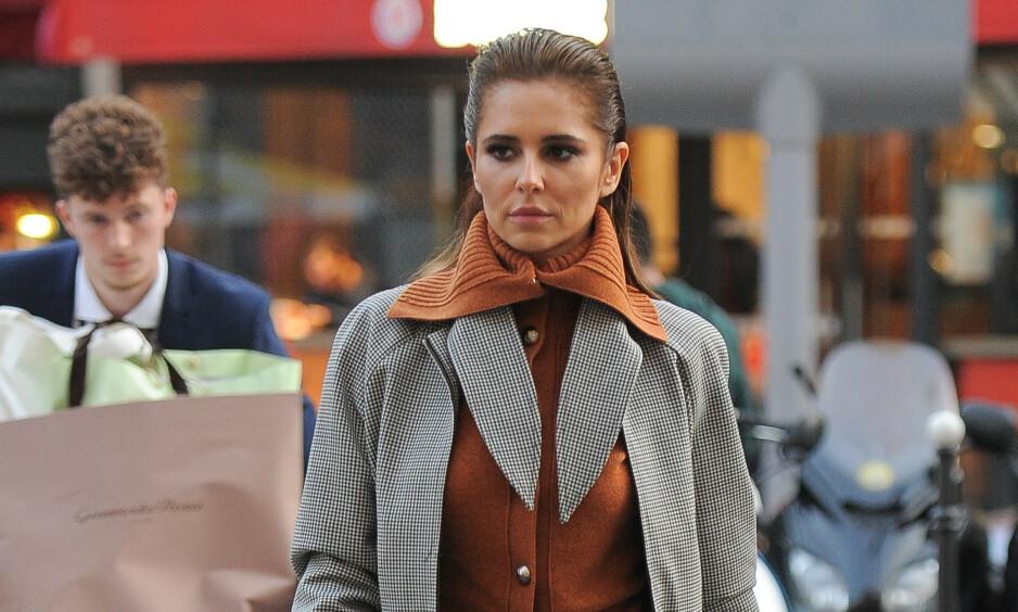 KRITISERES: Cheryl Cole mottar kritikk etter at hun uttalte seg om at hun ønsker å få barn ved hjelp av sæddonor. Foto: NTB Scanpix