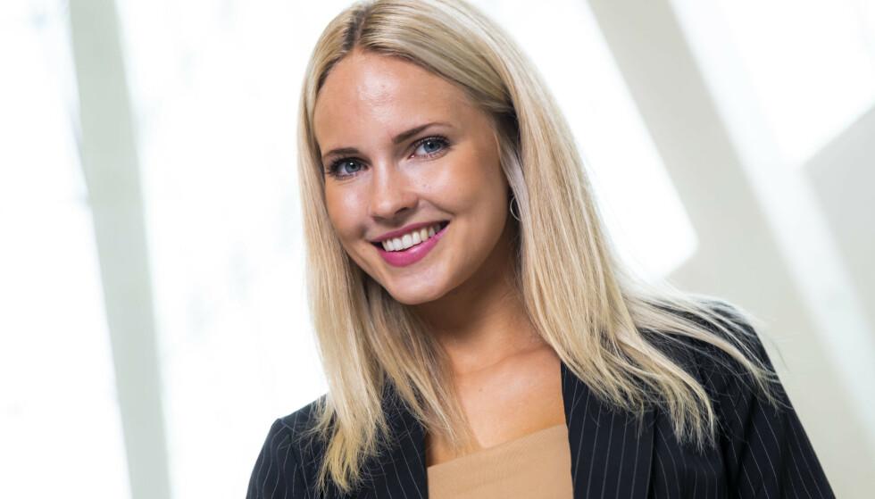PROGRAMLEDER: Emilie Nereng har fått seg ny jobb. Foto: NTB Scanpix