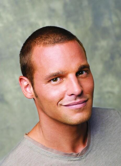 DR. ALEX KAREV: Justin Chambers har vært med i serien helt fra starten av. Her er han avbildet i 2006, da den tredje sesongen ble spilt inn. Foto: NTB Scanpix