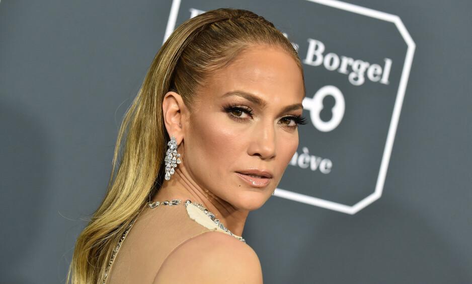 DRØMMER: Selv om Jennifer Lopez lever et tilsynelatende glamourøst liv, har hun drømmer som fører henne langt vekk fra Hollywood. Foto: NTB Scanpix