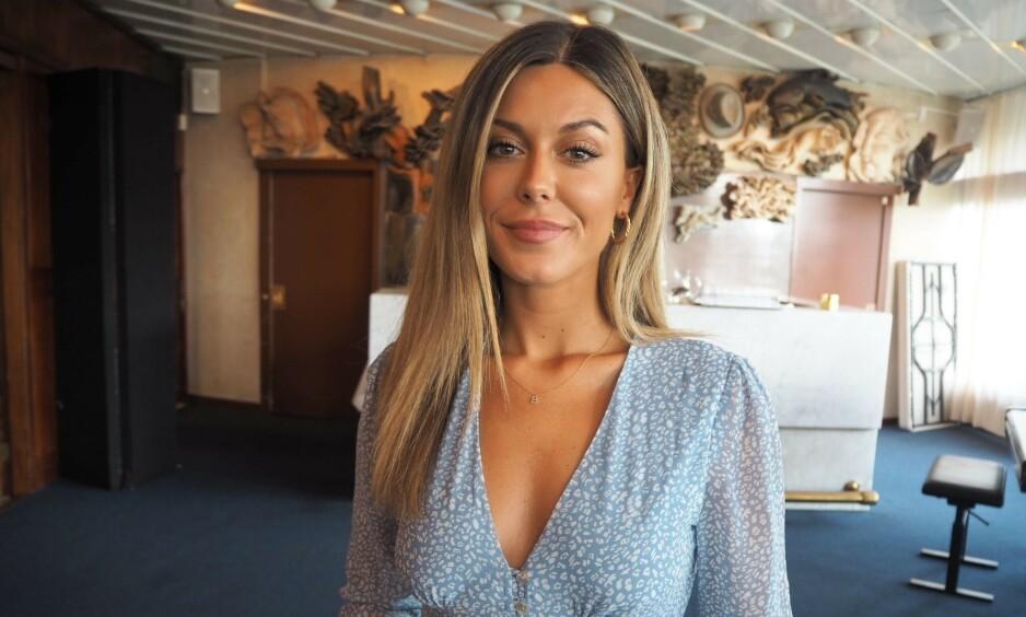 ASSISTENTER: Bianca Ingrosso har vært åpen om at det ikke holder med én assistent. Nå trenger hun mer hjelp. Foto: Henriette Eilertsen