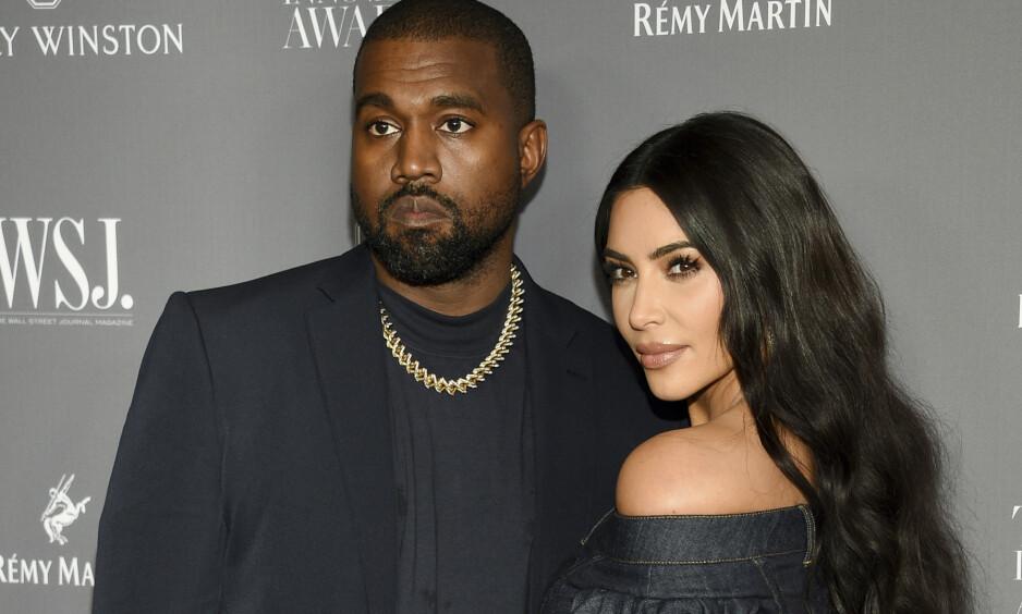 SIKKERHET: Kanye West betaler millioner for luksus-bunker. Stjernen vil sørge for at familien er trygge i eventuelle krisesituasjoner. Foto: NTB Scanpix