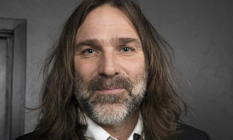 I SORG: Christer Falck er i sorg etter å ha mistet moren. Foto: NTB Scanpix
