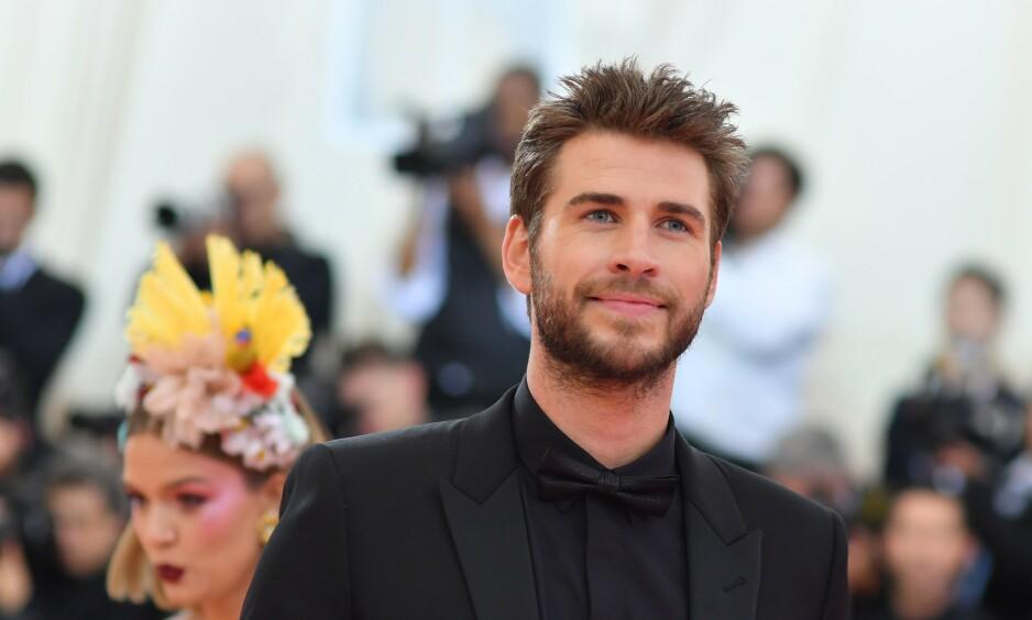 LYKKELIG: Liam Hemsworth skal nå være lykkeligere enn noen gang, fem måneder etter bruddet med Miley Cyrus. Foto: NTB Scanpix