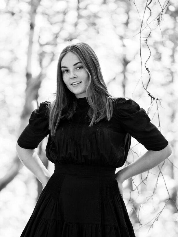 NYTT BILDE: I anledning prinsessens bursdag har Kongehuset delt et nytt bilde av henne. Foto: Ann Cathrin Buchard, Det kongelige hoff