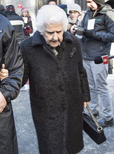DØD: Thérèse Tanguay-Dion gikk bort fredag 17. januar. Foto: NTB Scanpix