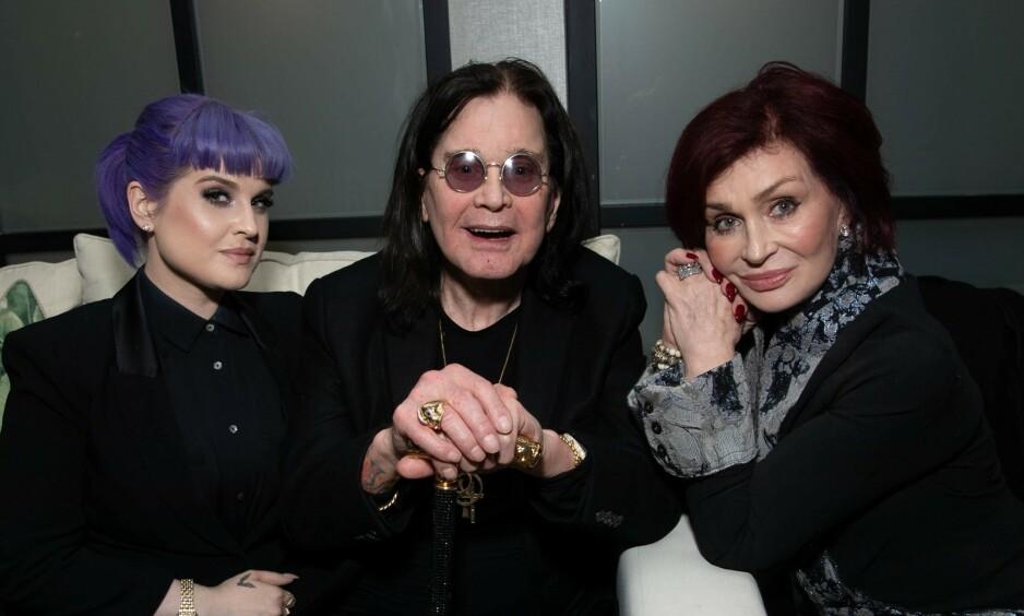 <strong>SYK:</strong> Ozzy Osbourne (71) forteller at han har fått diagnosen Parkinson. Foto: NTB scanpix