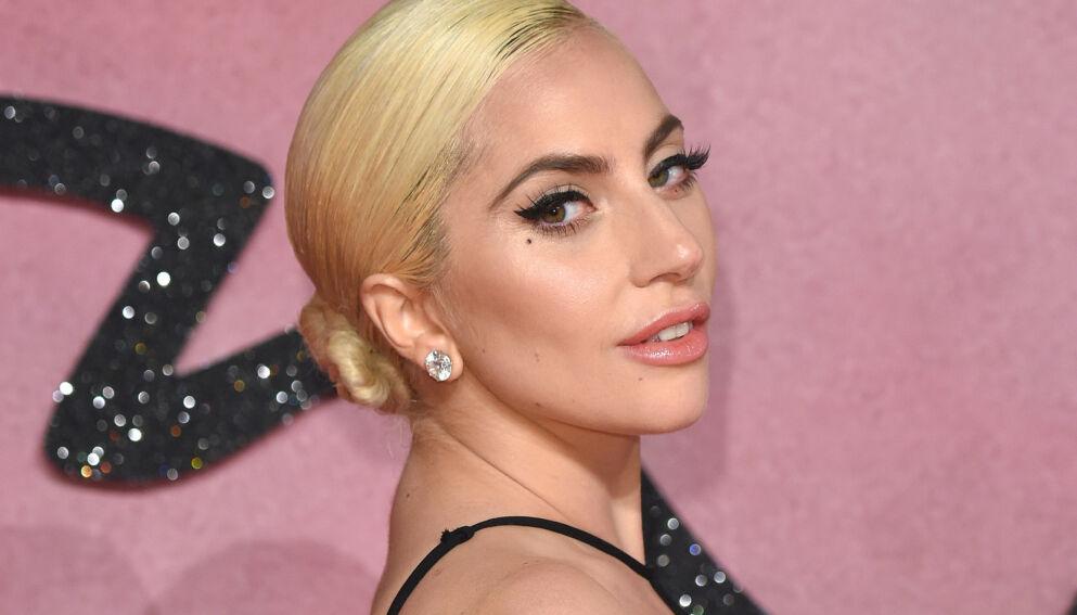 NYE BILDER: Det er slik som dette vi er blitt vant til å se Lady Gaga de siste årene. På nye bilder er hun nesten ikke til å kjenne igjen. Foto: Anthony Harvey/ REX/ NTB