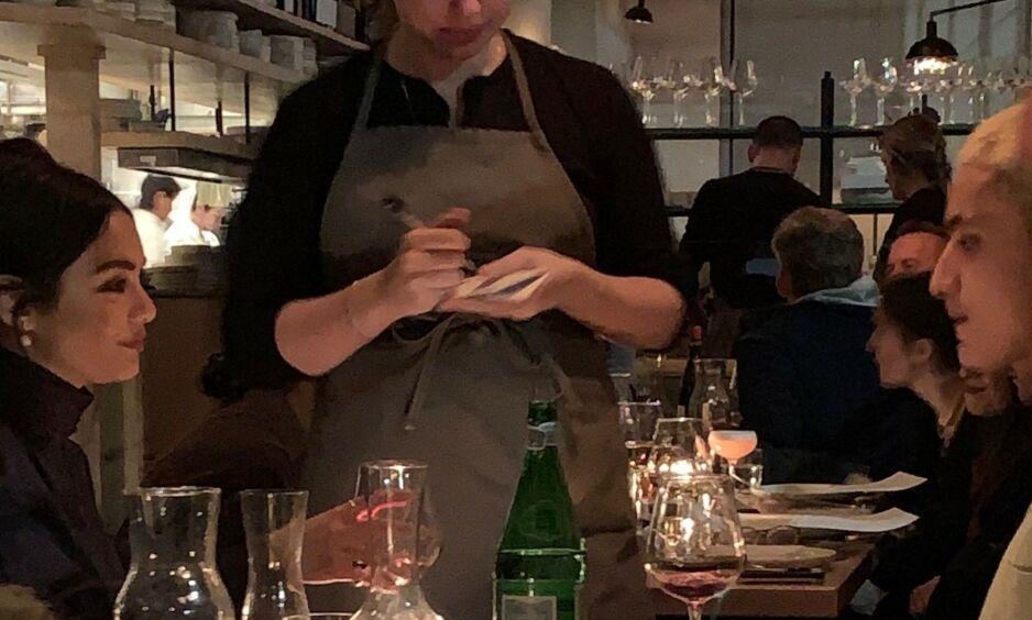 NY FLAMME?: Etter at bilder av Vanessa Hudgens på restaurant med Kyle Kuzma dukket opp, har romanseryktene virkelig begynt å svirre. Foto: NTB Scanpix