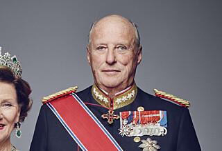 Kong Harald er friskmeldt