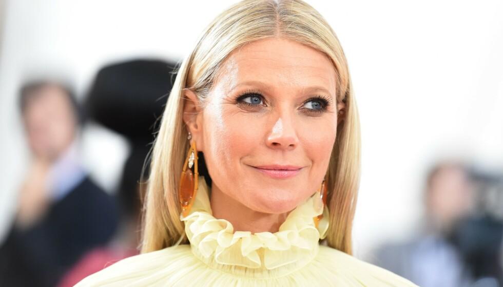 KRITISERES: Gwyneth Paltrows råd og livsstilstips får krass kritikk av Storbritannias helsesjef. Foto: NTB Scanpix