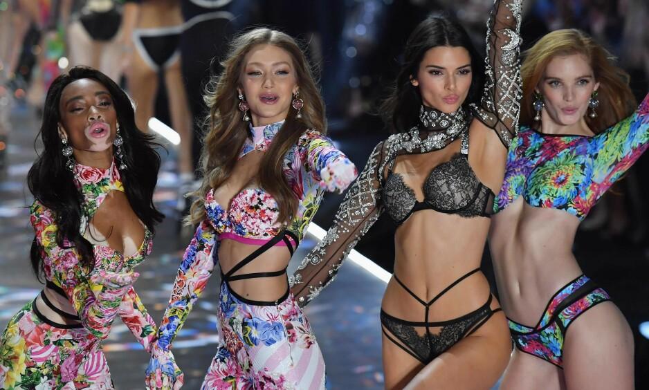 SJOKKERENDE AVSLØRINGER: Undertøysgiganten Victoria's Secret er i hardt vær etter nye avsløringer. Foto: NTB Scanpix