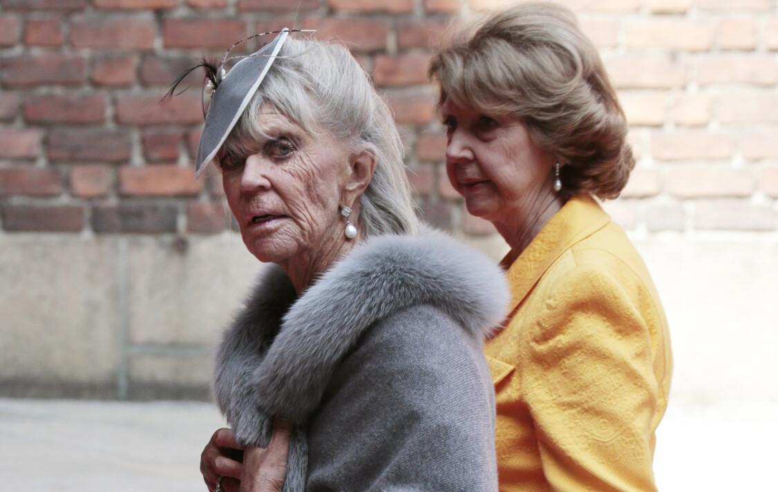SKILLER SEG UT: Prinsesse Birgitta er kjent for å gå mot strømmen. Nå forteller hun om alderdommen og døden. Foto: NTB Scanpix
