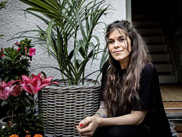 SKIVEBOM: Kristin Gjelsvik beskriver egen harselering med en tidligere partners mikropenis som skivebom. Nå trekker hun podkasten der uttalelsen falt. Foto: Nina Hansen/ Dagbladet