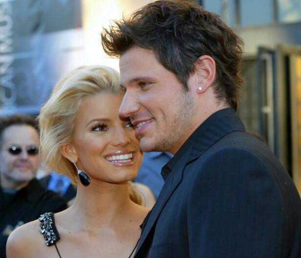 SMELL: Lachey fikk med seg flere millioner som følge av skilsmissen. Foto: NTB scanpix