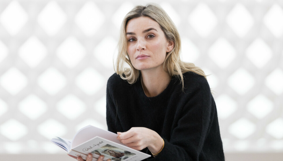 GA UT BOK: Camilla Pihl ga ut bok i 2018. Foto: NTB Scanpix