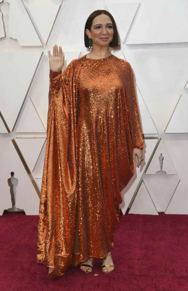 BRONSE: Maya Rudolph. Foto: NTB scanpix
