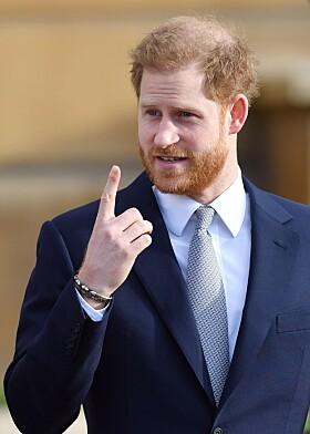 2020: Man kan se en betydelig endring i hårmanken til prins Harry siden 2011. Foto: NTB Scanpix